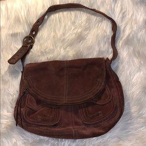 Genuine Lucky Brand satchel/shoulder bag